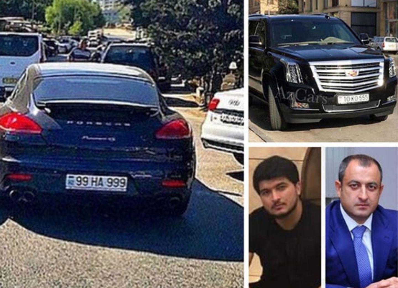 Вице-спикер Милли Меджлиса прокомментировал информацию о роскошном автопарке своего сына - ФОТО