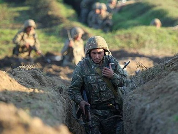 В Армении объявлено военное положение