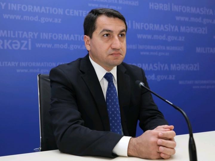 Хикмет Гаджиев: «Наличие в составе армянской армии боевиков PKK из Сирии и Ирака - это факт»