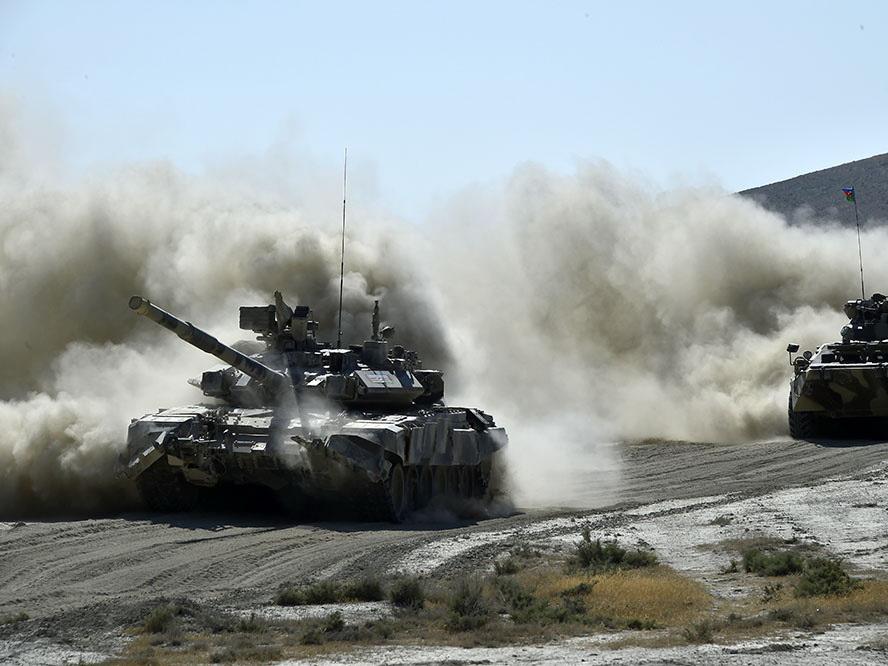 Минобороны: Контрнаступление Азербайджанской Армии успешно продолжается