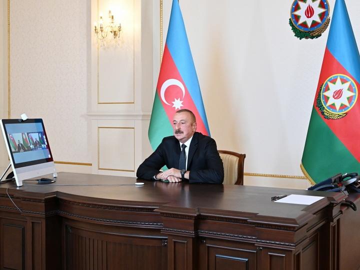 Ильхам Алиев: Турция играет стабилизирующую роль в регионе - ФОТО - ВИДЕО