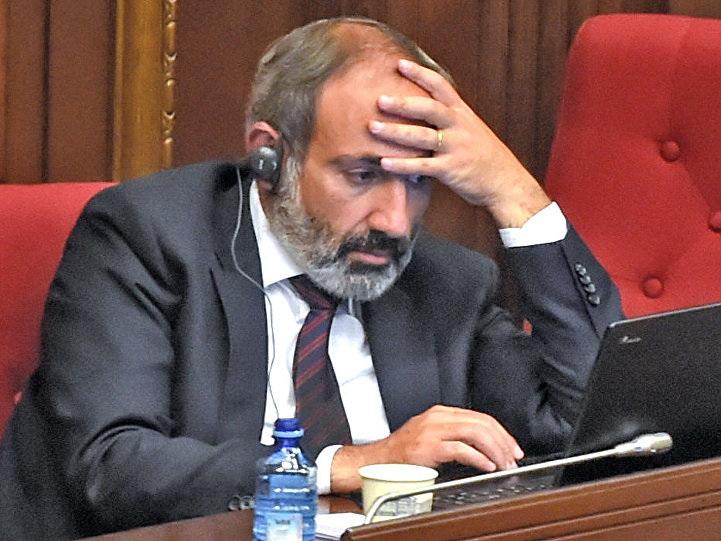 Пашинян нанес ущерб Армении на сумму больше 38 млрд долларов