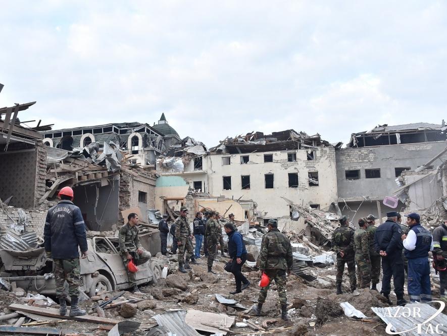 Продолжается расследование 52 уголовных дел, возбужденных в связи с армянской агрессией