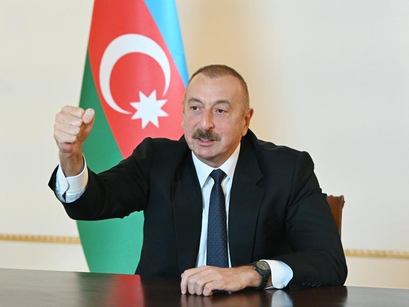Ильхам Алиев: Зангилан – наш! - ВИДЕО