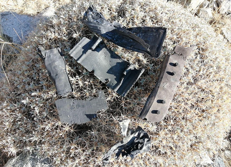 Армянские ВС нанесли ракетный удар по территории Ордубадского района - ФОТО
