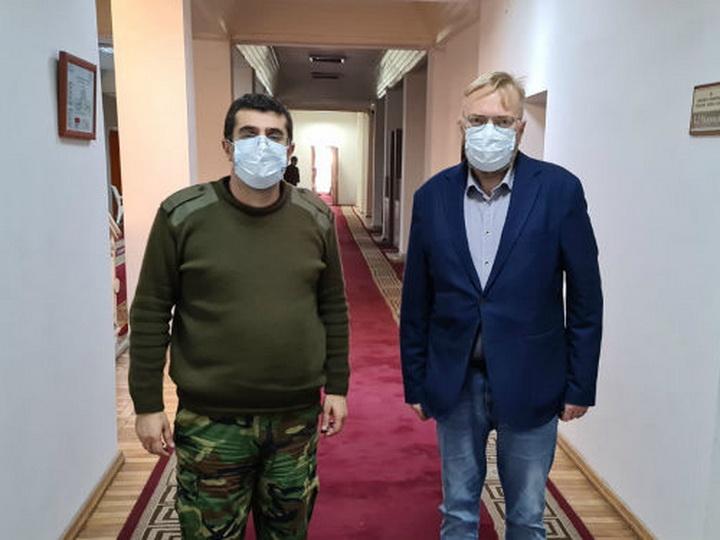 Российский депутат Милонов отправился в Нагорный Карабах, чтобы поддержать сепаратистов