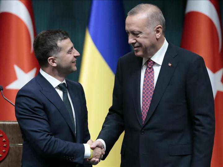 Эрдоган и Зеленский договорились усилить сотрудничество и вместе бороться за возвращение Крыма
