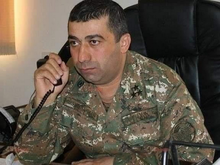 Уничтожен командир полка ВС Армении