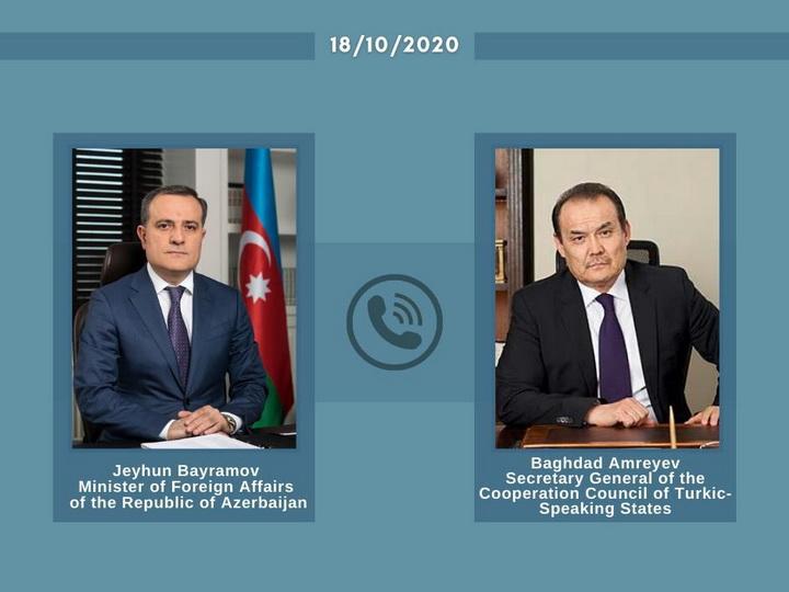 Тюркский совет осудил атаки ВС Армении на города и населенные пункты Азербайджана