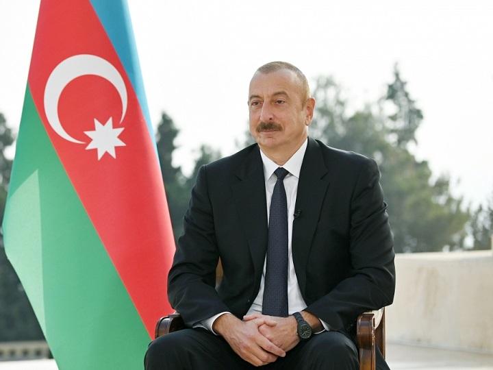 Президент: ВС Азербайджана уничтожили военную технику Армении в Карабахе на $2,7 млрд