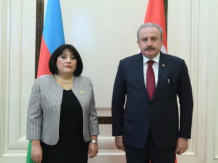 Спикер парламента Турции: Вооружение Армении - вознаграждение агрессора