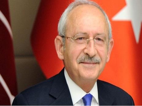 Kamal Kılıçdaroğludan Prezident İlham Əliyevə məktub: Qəlbimiz Azərbaycanla döyünür