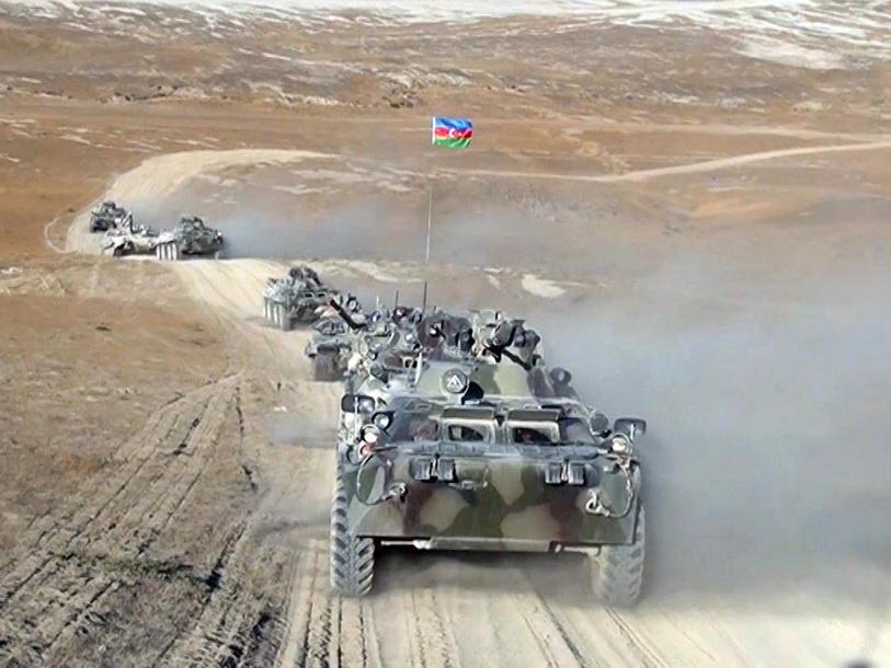Газета Israel HaYom: «Азербайджанская армия наступает - армяне отступают»