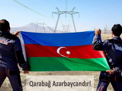 Азербайджан построит четыре электроподстанции на освобожденных от оккупации территориях