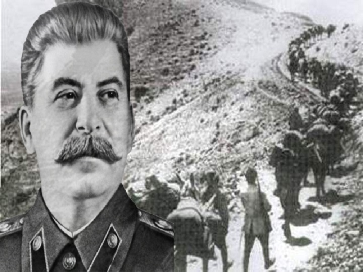 İosif Stalinin ermənilərə saxta vətən yaradan 1947-ci il qərarı