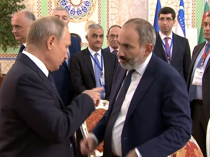 Пашинян предает Россию и рвется на Запад