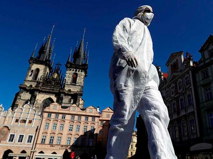 Чехия стала второй страной в Европе, вновь объявившей локдаун из-за коронавируса