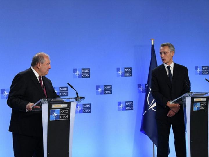 Попытка Армении втянуть НАТО в конфликт потерпела фиаско