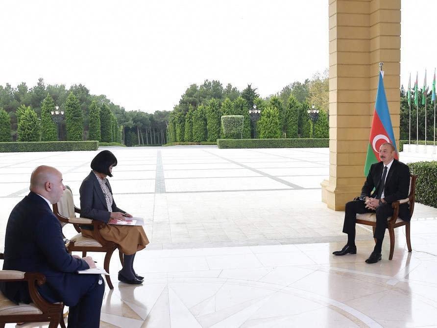 Президент Азербайджана: Армения должна взять на себя серьезные обязательства по освобождению территорий