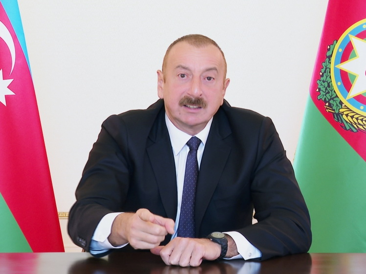 Ильхам Алиев: Армения сильно пожалеет, если ударит по энергетической инфраструктуре Азербайджана