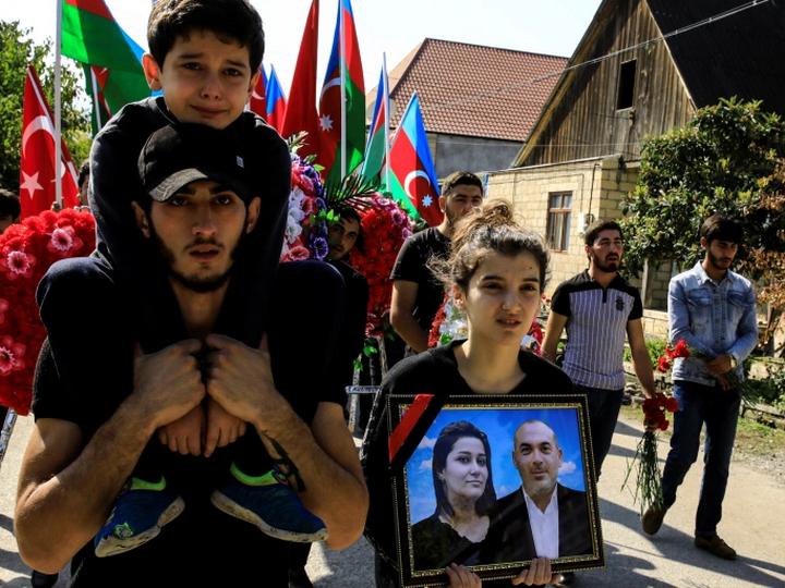В результате армянского террора погибли 18 женщин и 8 детей