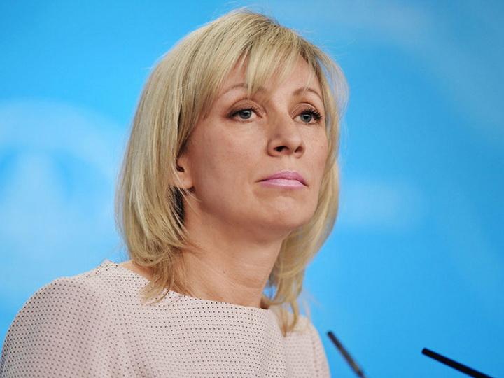 Захарова: Россия продолжает предпринимать активные усилия по нормализации обстановки в Нагорном Карабахе