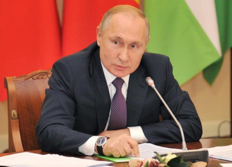 Путин: Для нас и Армения, и Азербайджан - равные партнеры, с обоими мы хотим выстраивать полноценные отношения