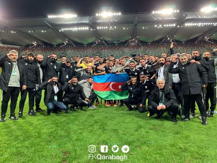 «Карабах» проведет свой матч в Турции