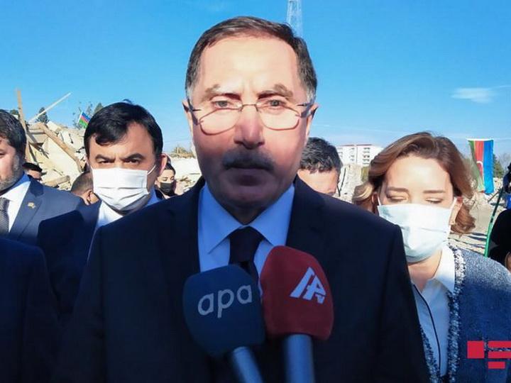 Главный омбудсмен Турции: Совершенное в Гяндже – это зверство