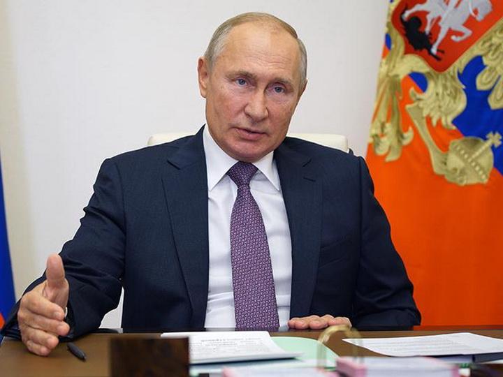 Владимир Путин обсудил с Совбезом РФ развитие ситуации в Нагорном Карабахе