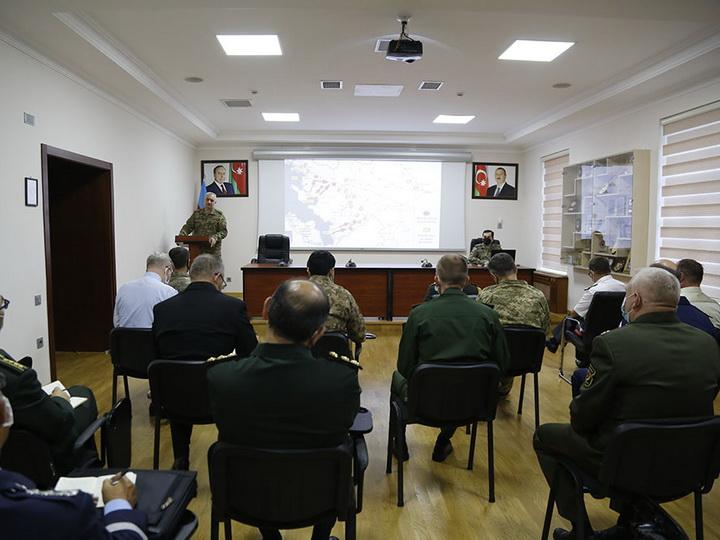 Международные организации осведомлены о ракетных обстрелах районов Азербайджана - ФОТО