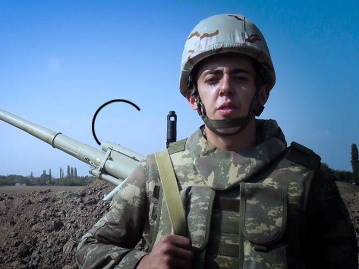 Азербайджанская армия едина в желании разгромить противника – ВИДЕО