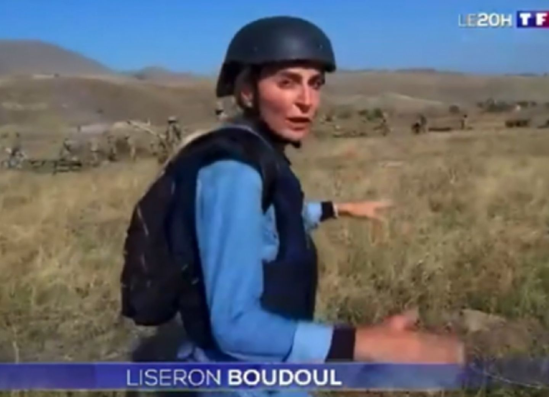 «Репортеры без границ» осудили нападки армян на журналиста TF1 за репортаж о конфликте в Нагорном Карабахе