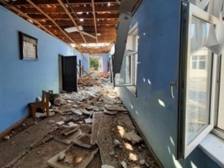 Təhsil Nazirliyi: Erməni təcavüzü nəticəsində 8 məktəbli həlak olub, 16 məktəbli yaralanıb