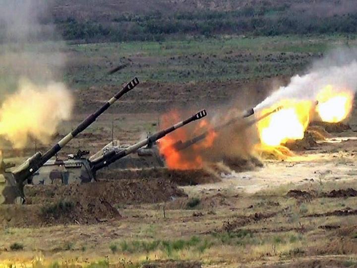 Laçın və Qubadlı rayonları Ermənistan ərazisindən raket-artilleriya atəşinə tutulur
