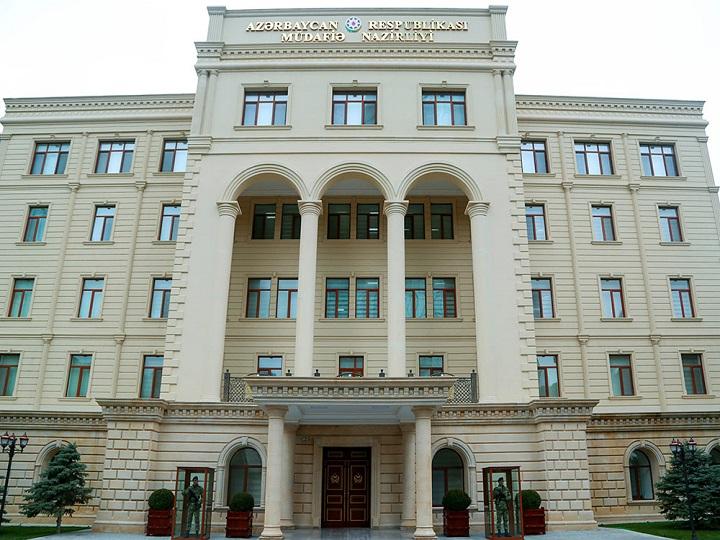 Azərbaycan əsgəri beynəlxalq hüquqla müəyyən edilmiş normalar çərçivəsində davranır – MN