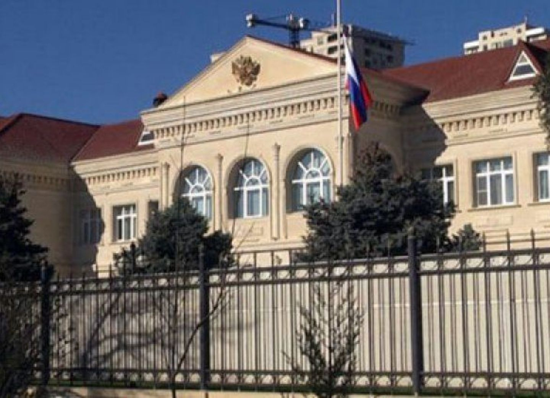 Посольство России распространило информацию о скончавшемся в результате ракетного обстрела по Гяндже подростке
