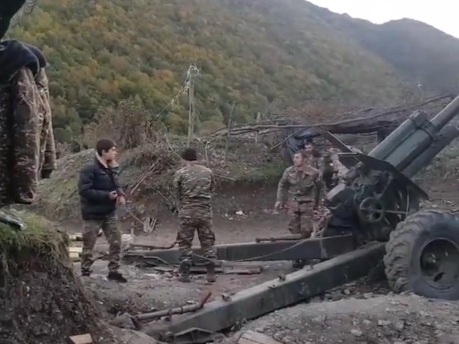 В рядах ВС Армении воюют… дети - ВИДЕО