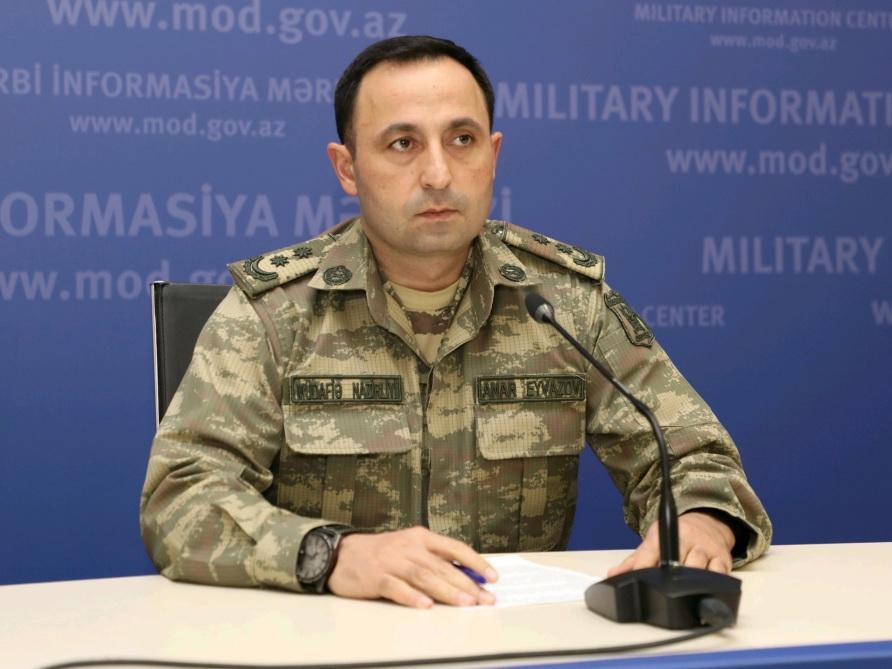 Анар Эйвазов: «Армянским военным рекомендуется сложить оружие и без промедления сдаться» - ВИДЕО