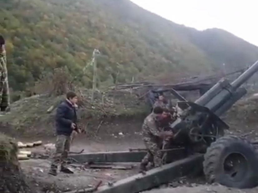 Азербайджанские НПО призывают межорганизации отреагировать на факт привлечения детей в армянскую армию – ВИДЕО