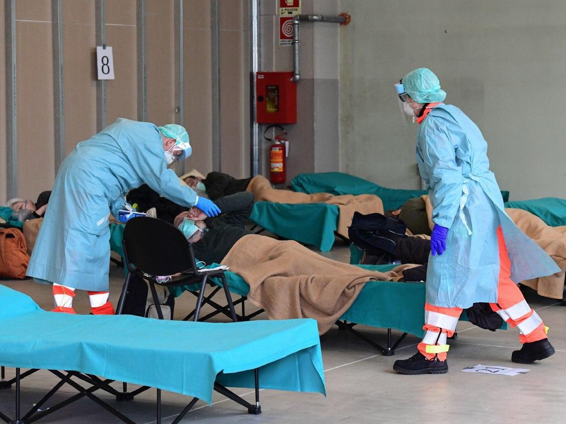 Италия вновь обновила рекорд по числу заболевших COVID-19 за сутки