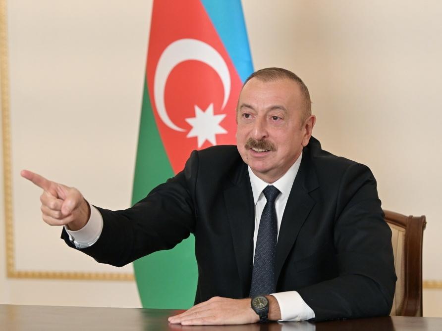 Ильхам Алиев: Турецкие F-16 сейчас на земле, но при внешней агрессии против нас, их увидят