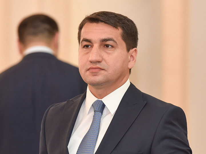 Хикмет Гаджиев: Армения игнорирует предложение забрать тела армянских солдат с поля боя