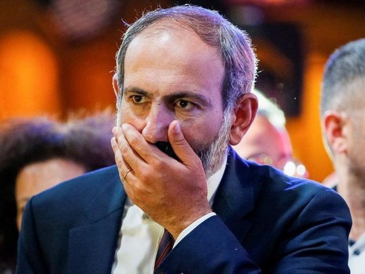 Пашинян признал, что армянские солдаты убегают с поля боя