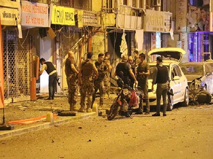 Türkiyədə antiterror əməliyyatı zamanı partlayış baş verib  – FOTO – VİDEO – YENİLƏNİB
