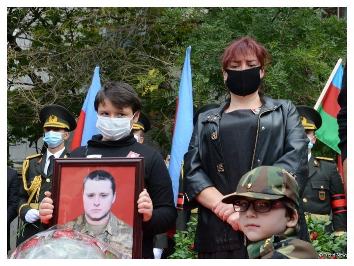 Сестра шехида Дмитрия Солнцева: «Мой брат добровольно ушел воевать» - ФОТО