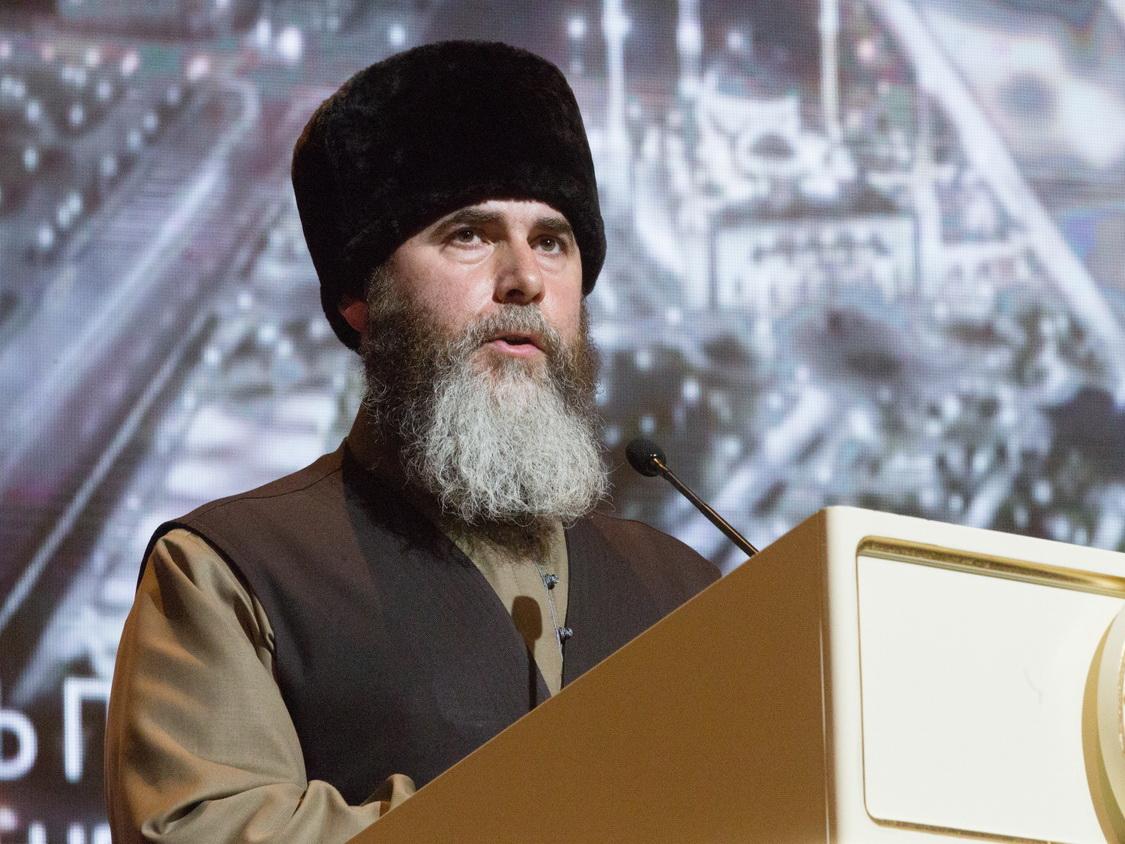 Муфтий Чечни: Макрон, ты являешься террористом №1 в мире