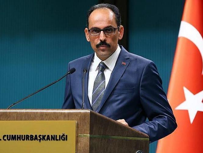 Ибрагим Калын обсудил карабахский конфликт с советником по национальной безопасности США