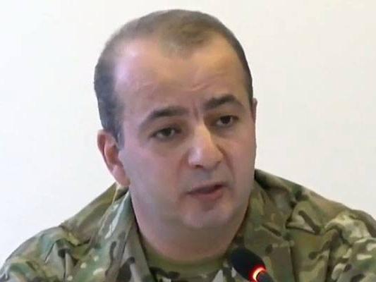 В Армении сообщили об аресте высокопоставленного военного по делу о шпионаже