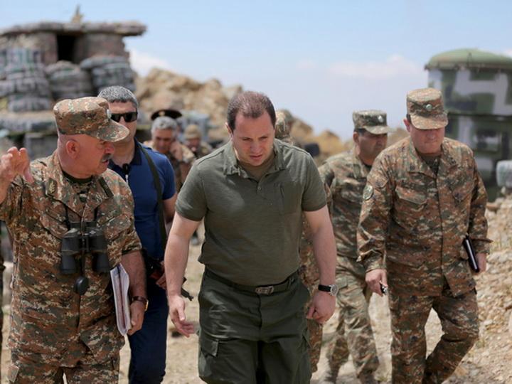 Армения готовит очередную провокацию по всей границе Азербайджана, включая Нахчыван